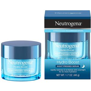 Neutrogena Hydro Boost Night Pressed Serum
