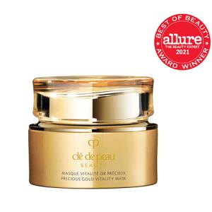 De De Peau Beute Precious Gold Vitality Mask