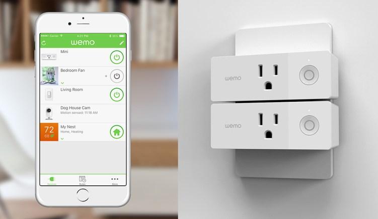 Αποτέλεσμα εικόνας για Wemo Mini Smart Plug GIF