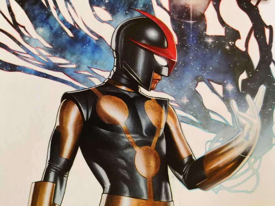 Nova 1: Geburt eines Helden