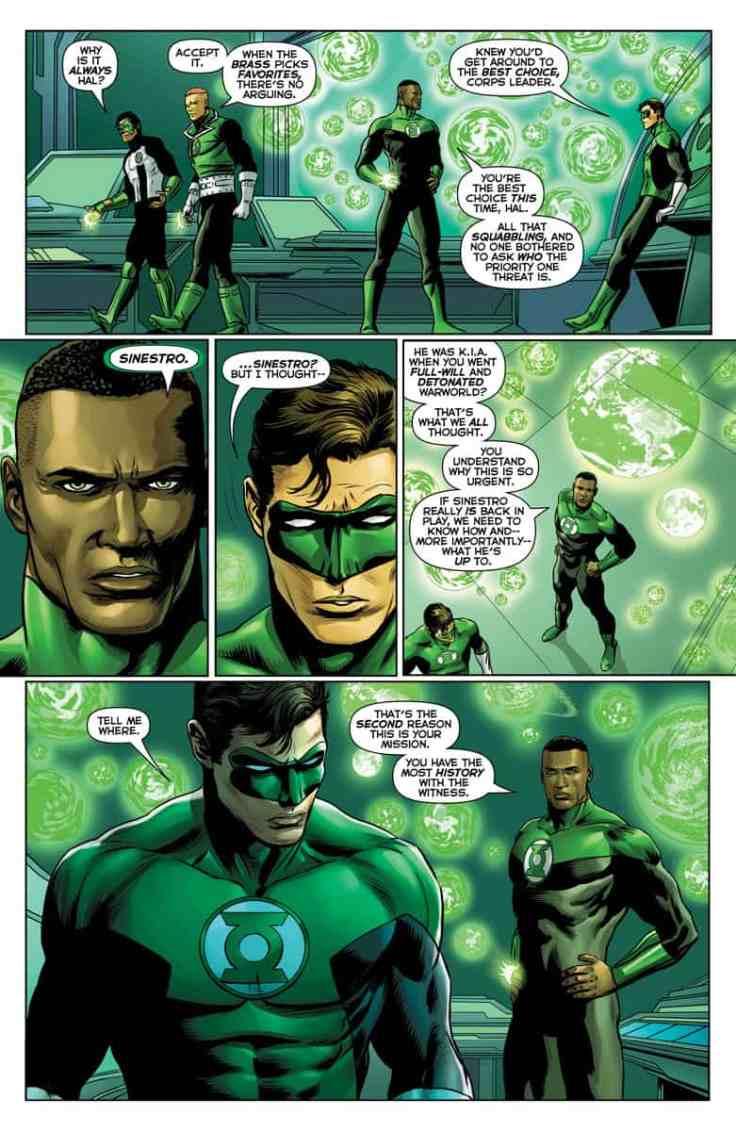 Hal Jordan 30 image 1
