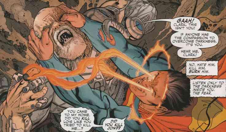 Superman vs Aquaborg