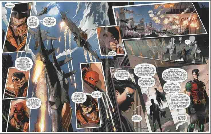 Detective Comics 968_page 16 and 17