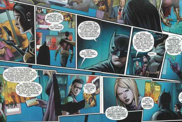 Detective Comics 971_pages four and five