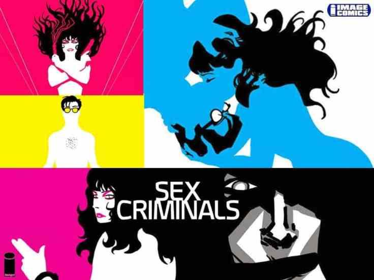 sex criminals comic book series