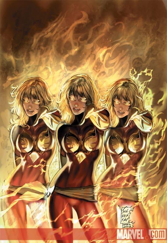 Cuckoos Phoenix X-Men_Phoenix_Warsong_Vol_1_5_Textless