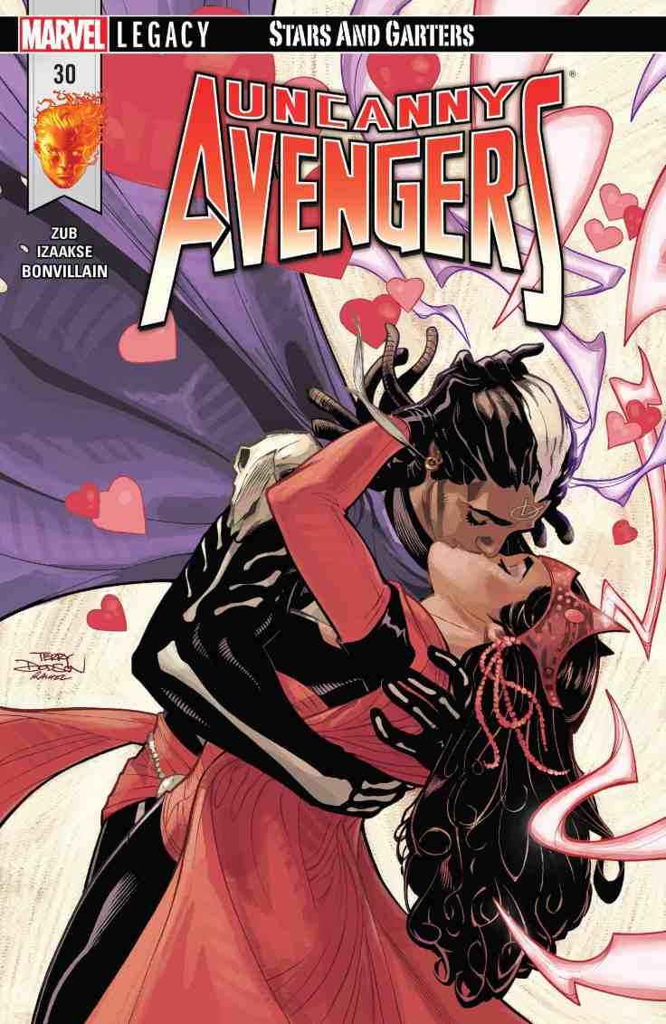 Uncanny Avengers (2015-) 030-000