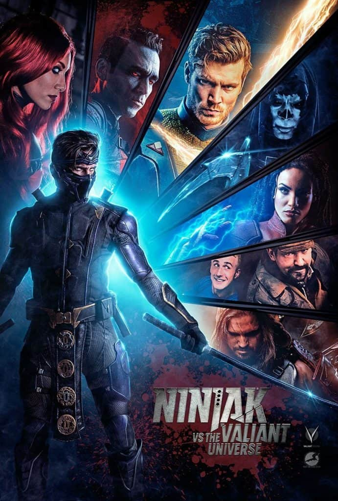 Ninjak-vs-the-Valiant-Universe-poster-1-691x1024