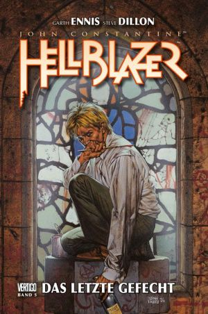 Hellblazer - Garth Ennis Collection