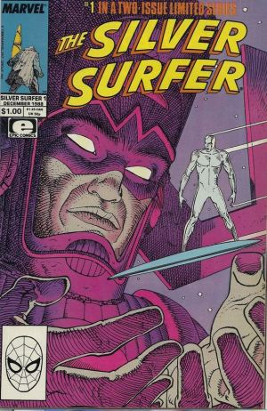 Moebius & Stan Lee: Silver Surfer - Parabel