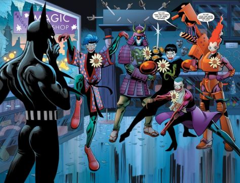 Batman of the Future # 03 - 10.000 Clowns