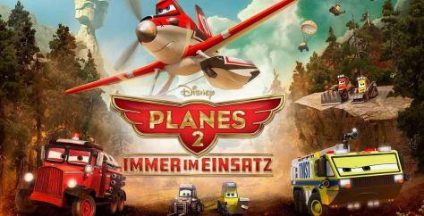 Walt Disney: Planes 2