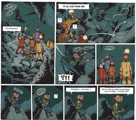 Émile Bravo: Pauls fantastische Abenteuer