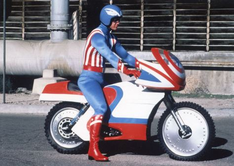 MARVEL CLASSICS Captain America