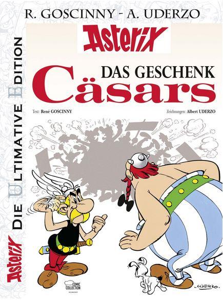 Asterix Das Geschenk Cäsars
