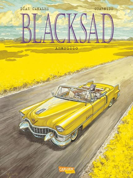 Blacksad 5: Amarillo