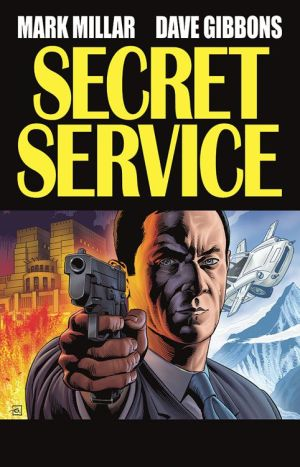 Mark Millar: The Secret Service