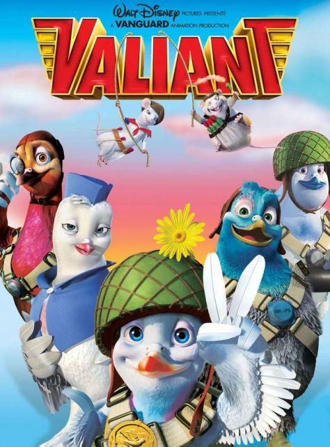 Walt Disney: Valiant