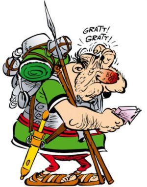 Asterix: Das Geschenk Cäsars - Ultimative Edition