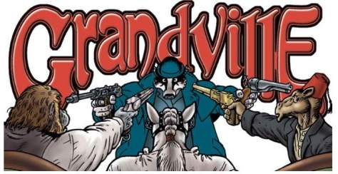 Bryan Talbot: Grandville