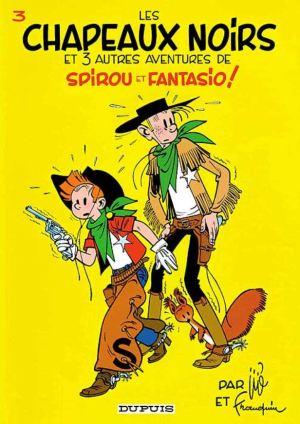 Franquin: Spirou & Fantasio Gesamtausgabe, Band 1: Die Anfänge eines Zeichners