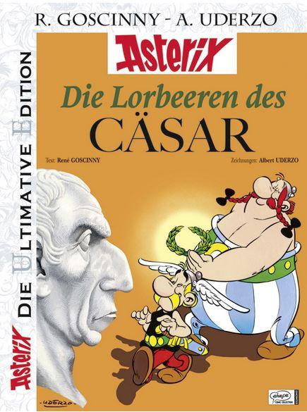 Asterix Die Lorbeeren des Cäsar