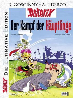 Asterix Kampf der Häuptlinge