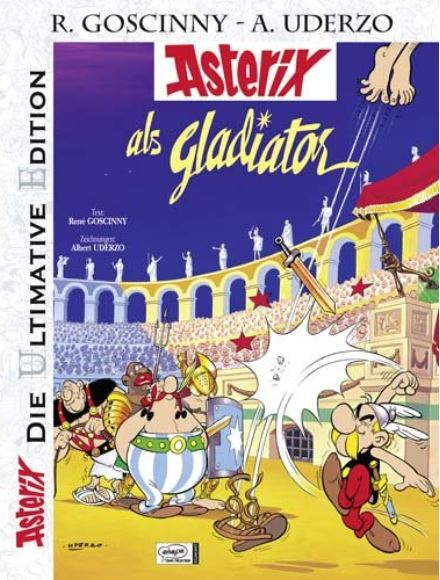 Asterix als Gladiator - Ultimative Edition
