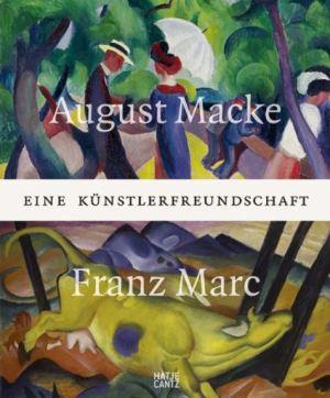 August Macke und Franz Marc