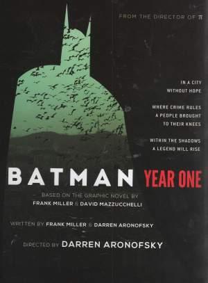 Batman Year One Die besten Filme, die Sie nie sehen werden