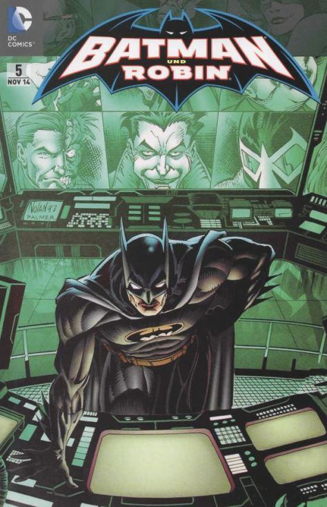 Batman und Robin Variant