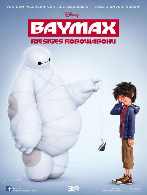 Walt Disney: Baymax - Riesiges Robowabohu