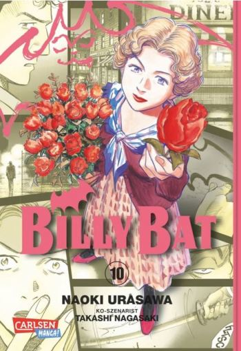 Naoki Urasawa: Billy Bat 10