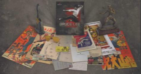 Bruce Lee Items
