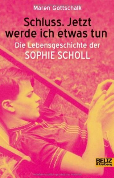 Sophie Scholl Biographie