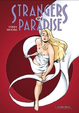 Terry Moore: Strangers in Paradise
