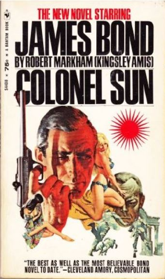 James Bond: Colonel Sun