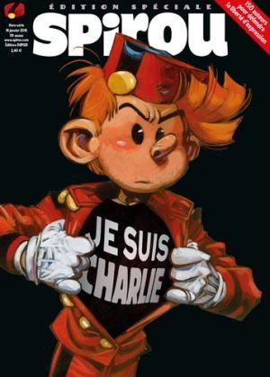 COMIX Sonderausgabe zu CHARLIE HEBDO