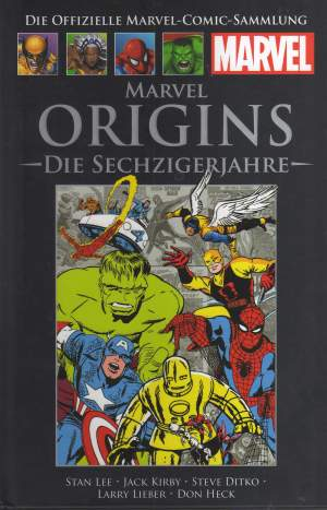 Marvel Origins
