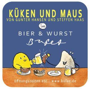Das Küken, die Maus und das Bier