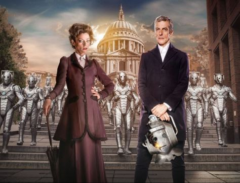 Doctor Who - Die 8. Staffel