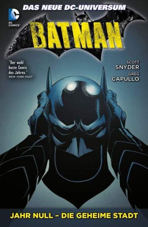 Batman: Jahr Null – Die geheime Stadt BATMAN PAPERBACK 04 SOFTCOVER