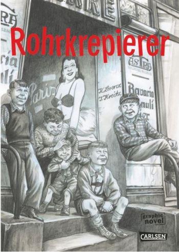 Isabel Kreitz: Rohrkrepierer – Eine Jugend auf St. Pauli