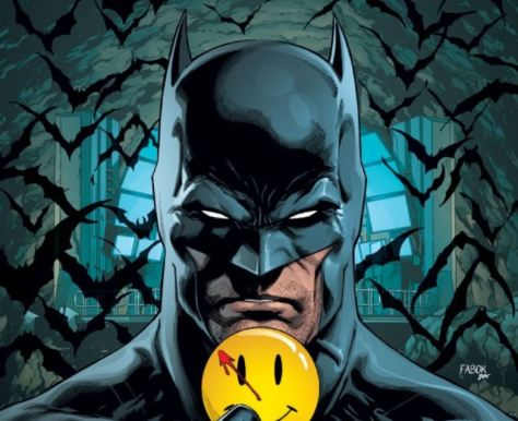 Before Watchmen THE BUTTON