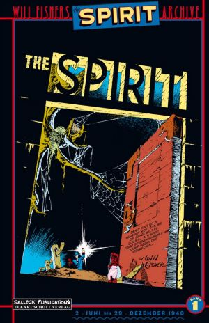 Will Eisner: The Spirit