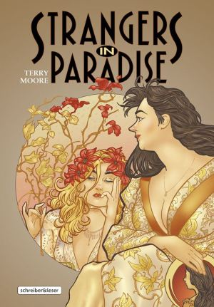 Terry Moore: Strangers in Paradise # 4