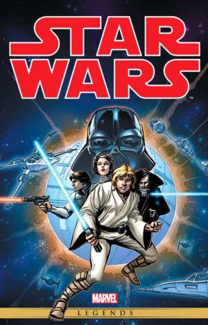 Star Wars: The Original Marvel Years Omnibus