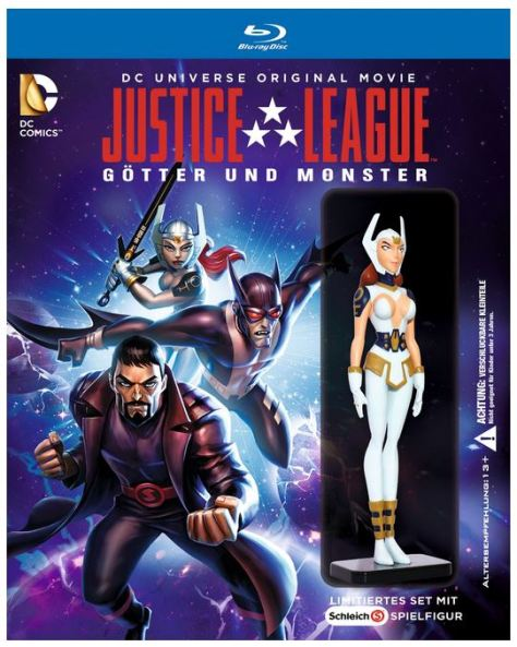 Justice League: Götter und Monster