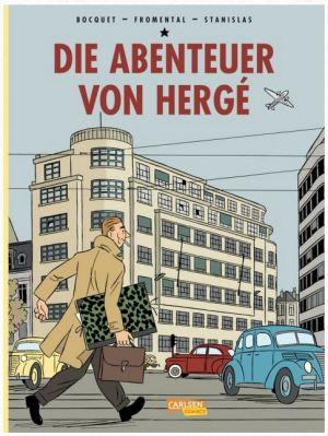 Die Abenteuer von Hergé