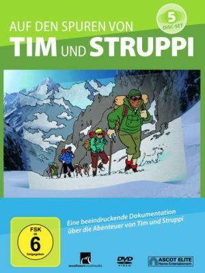 Auf den Spuren von Tim & Struppi